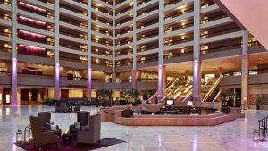 Waverly Hotel Atrium
